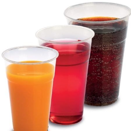 Bicchieri in carta e plastica