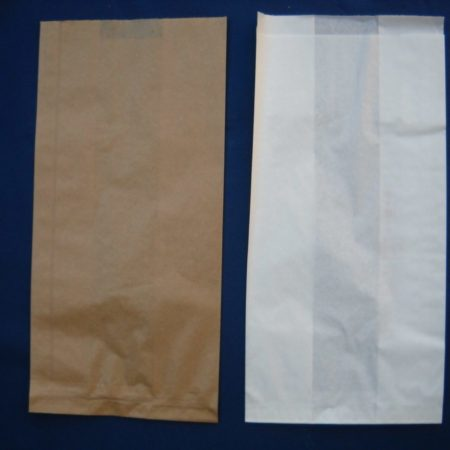 Sacchetti di carta per il pane, antigrasso, salvafreschezza e foderati